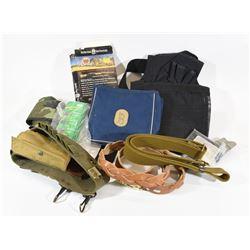 Box Lot Bags, Belts, Etc.