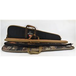 Four Soft Gun Cases