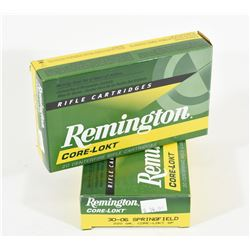 40 Rounds Remington 30-06 Sprg 220grn