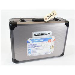 Mastercraft Aluminum Pistol Case