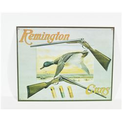 Remington Sign