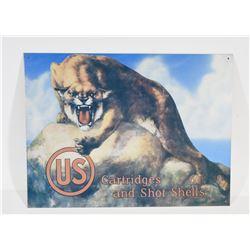 U.S. Cartridges Sign