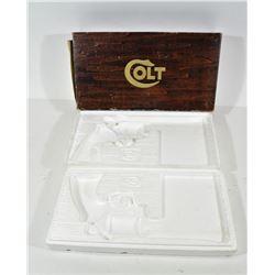 Empty Colt Python Box