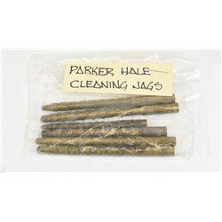 6 Parker Hale Cleaning Jags