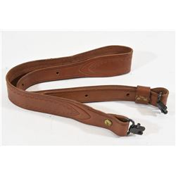 Leather Sling With Quick Release Attachment