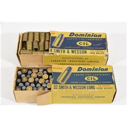 100 Rounds Mixed Ammo and Brass