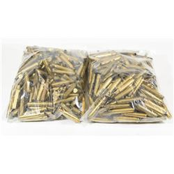 550 Pieces of 30-06 Brass