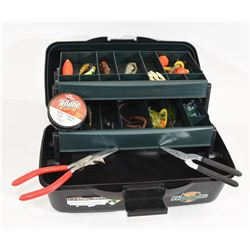 Flambeau Tackle Box with Tackle