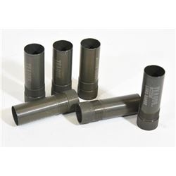 Teague Zinc Coated 12 Ga Chokes