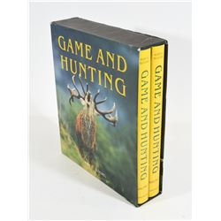 Game and Hunting 2 Book Set