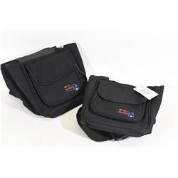 Two USA Pavilion Shell Bags