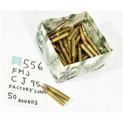50 Rounds of 5x56 Norinco