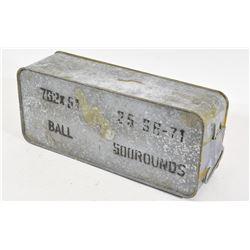 7.62 X 51MM Ball Ammo