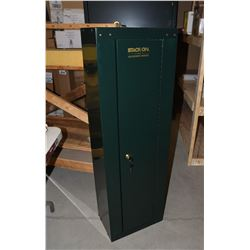 Stack-On Green 8-Gun Cabinet