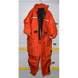 Buoy-O-Boy Flotation Suit