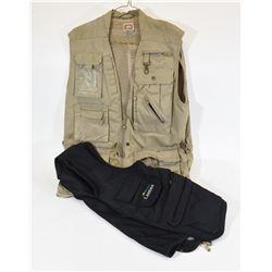 Fishing/Hiking Vests