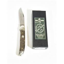 Queen Cutlery #41L Mini Hunter Knife