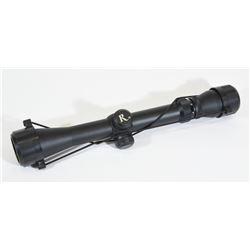 Remington 3-9 x 32 Scope