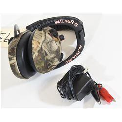 Walker Alpha 360 Camo Headset