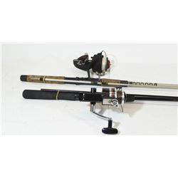 Fishings Poles & Reels