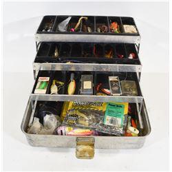 UMCO 133A Tackle Box With Tackle