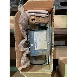 PEDROLLO PUMP MOTOR & BOX CONTENTS