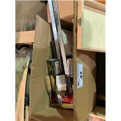 ASSORTED BOX OF TOOLING