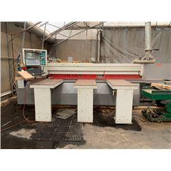CASADEI MACHINE SNPS 400 SEMI AUTOMATIC BEAM SAW