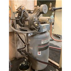 INGERSOLL-RAND7.5 HP, 3PHZ, 460V, 175PSI, VERTICAL AIR COMPRESSOR
