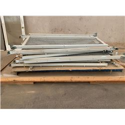 PALLET OF ASSORTED SAFETY SCREENS
