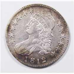 1812 BUST HALF DOLLAR