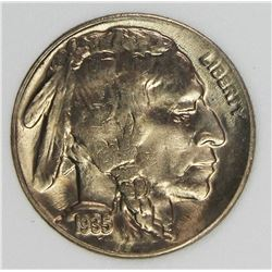 1935-D BUFFALO NICKEL
