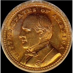 1903 MCKINLEY GOLD DOLLAR