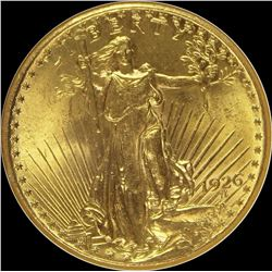 1926 $20.00 GOLD