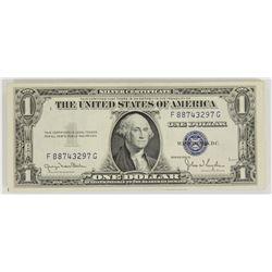 20 PCS. 1935-D $1.00 SILVER CERTIFICATES