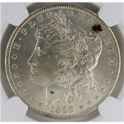 1898-O MORGAN SILVER DOLLAR