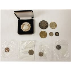 MISCELLANEOUS COIN LOT: