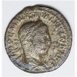 ANCIENT ROMAN SILVER DENARIUS SEVERUS ALEXANDER