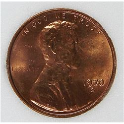 1970-S SMALL DATE LINCOLN CENT