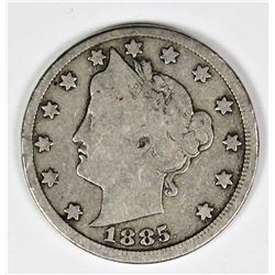 1885 LIBERTY NICKEL
