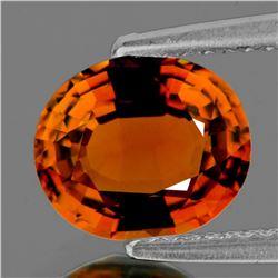 Natural AAA Vivid Golden Yellow Tourmaline 2.25 CT