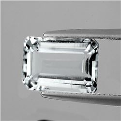 NATURAL DIAMOND WHITE AQUAMARINE [FLAWLESS-VVS]