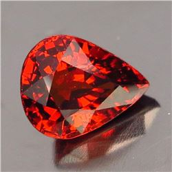 Natural Orange Spessartite 2.36 ct - VVS