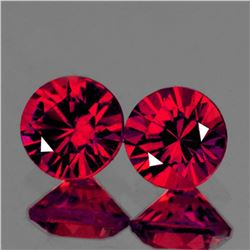 Natural AAA Red Burma  Spinel [Flawless-VVS]