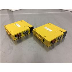 (2) Fanuc A03B-0819-C011 I/O interface Module