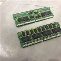 (2) Fanuc Daughter Boards A20B-2902-0210 & A20B-2902-0531