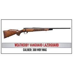 Weatherby Lazerguard 300 Wby. Mag.