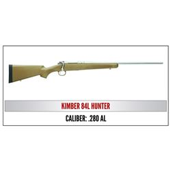Kimber 84 L Hunter .280 Ackley Imp.