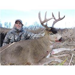 5 Day Alaskan Deer, Duck, Fox Hunt for 1