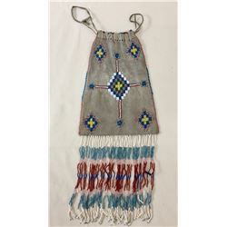 Double-Sided Beaded Bag